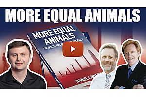 See full story: More Equal Animals - Mike Maloney, Dan Larimer & Adam Taggart