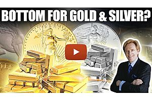See full story: Was That a Bottom For Gold & Silver?
