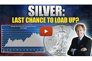 See full story: Silver: Last Chance To Load Up On the World's Most Undervalued Asset?