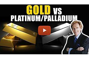 See full story: Platinum & Palladium vs Gold & Silver
