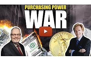 See full story: Gold & Silver vs Fiat-Free-For-All: The Purchasing Power War