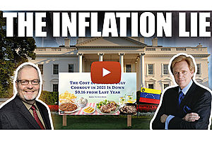 See full story: The INFLATION LIE - Why Would the White House Post This?
