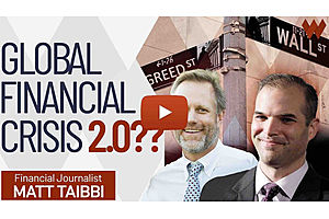 See full story: Impending Financial Crisis 2.0? Matt Taibbi Hears Echoes Of 2008