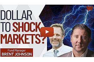 See full story: Does A Dollar Shock Lie Ahead For The Markets?