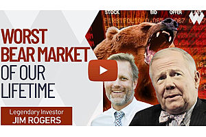 See full story: 'Worst Bear Market Of Our Lifetime' Is Fast Approaching