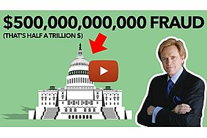 See full story: I Uncovered a Half-TRILLION DOLLAR FRAUD $$$