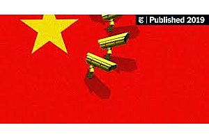 Crackdowns Have Turned China Into a 'Truly Totalitarian State'