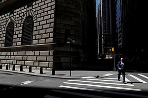New York Fed Researchers Develop Climate Stress Test for Banks