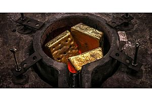 Gold Prices Settle Higher, As Evergrande Woes Boost the Metal's Haven Appeal