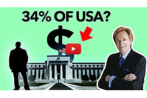 See full story: How Much of the USA Does the Federal Reserve Own?