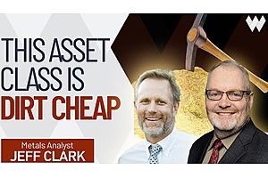 See full story: Dirt Cheap: Gold & Silver Miners Are Amazing Values Right Now