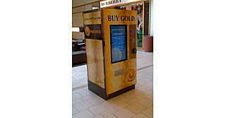 Gold vending machine in Boca Raton may be first of many