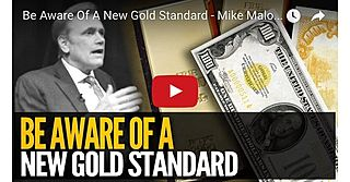 Be Aware Of A New Gold Standard