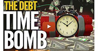 USA's Monstrous Debt Time Bomb Just Got Bigger...